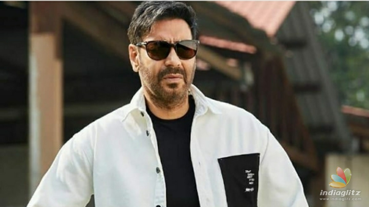 Here are details about Ajay Devgans next character