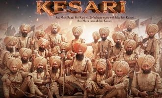 Akshay Kumar's 'Kesari' First Look Out And You Can't Afford To Miss It!
