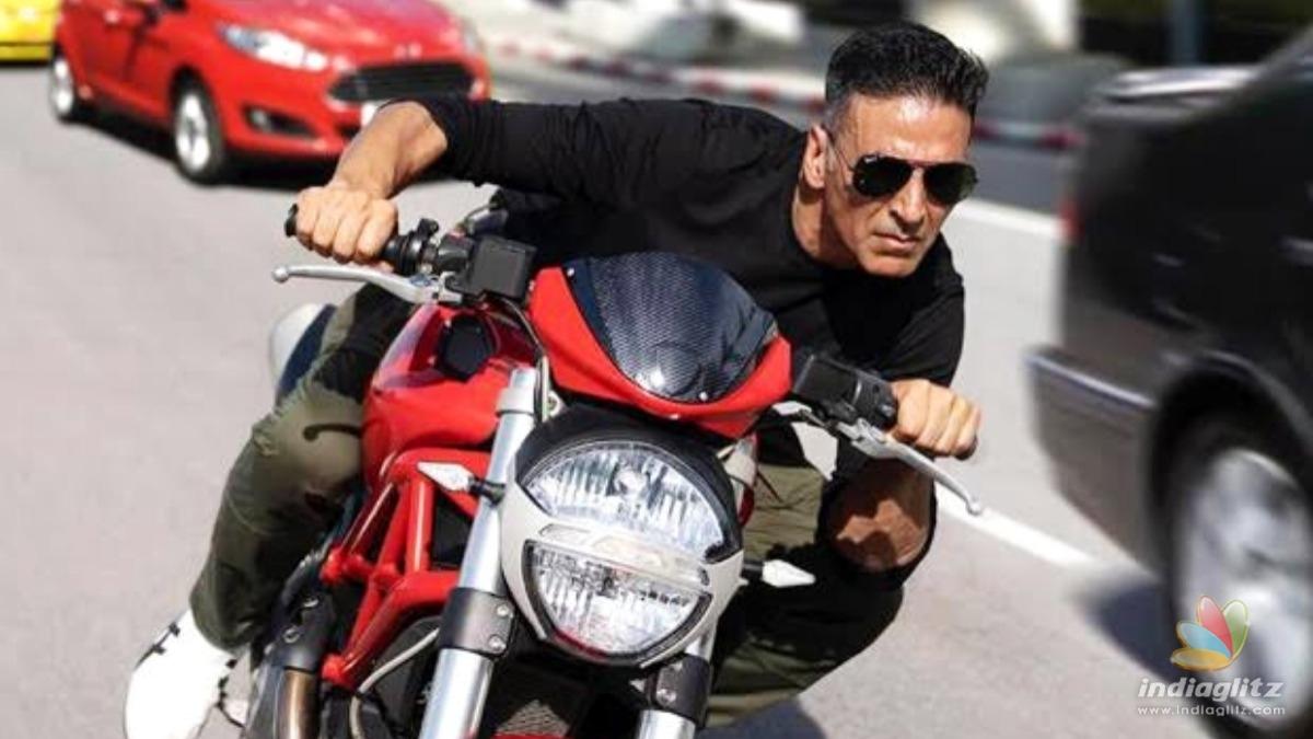 Akshay Kumar responds to Dhoom 4 reports