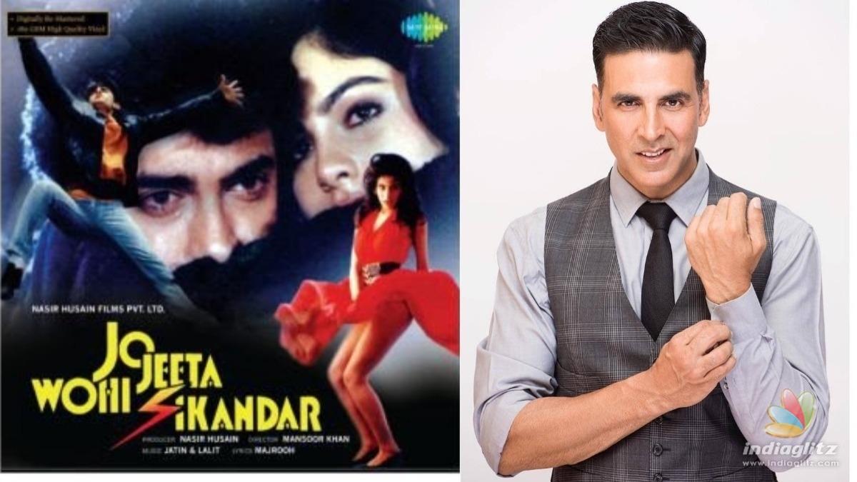 Akshay Kumar almost starred alongside Aamir Khan in this film