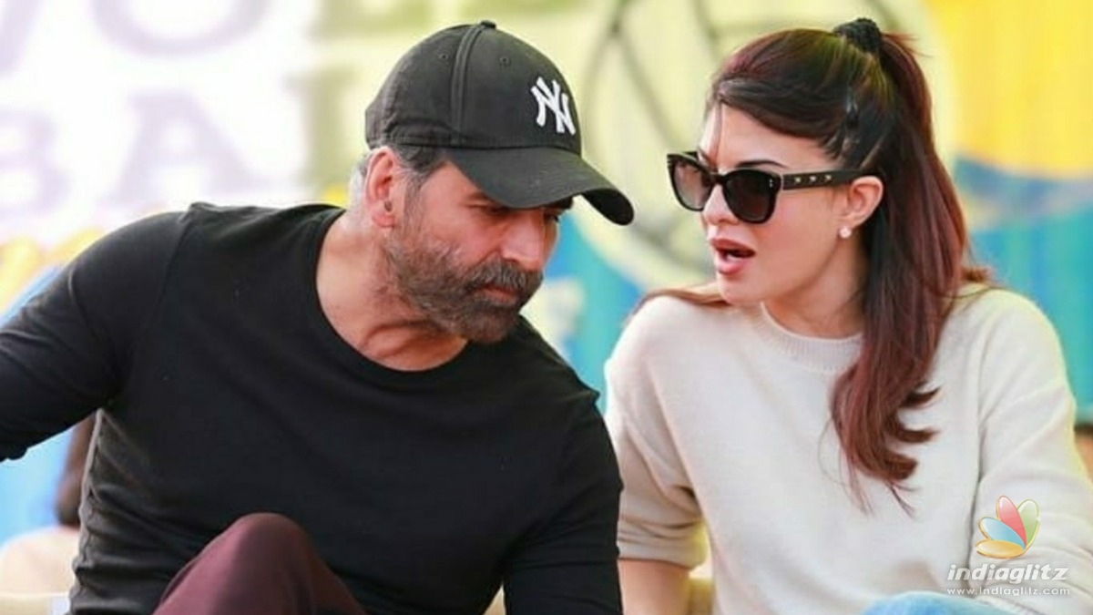 Akshay and Jacqueline share a common personality trait