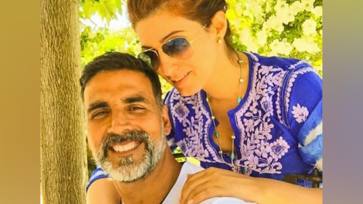 Heres how Akshay and Twinkle wished each other on their 20th anniversary.