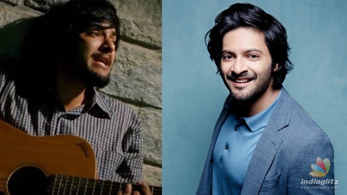 Ali Fazal reveals how 3 Idiots gave him depression