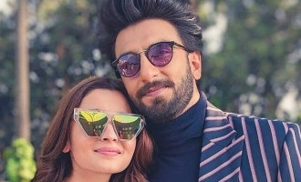 Ranveer and Alia commence filming for this new project