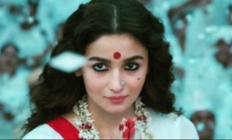 Check out the new poster for Alia Bhatt's 'Gangubai Kathiawadi'