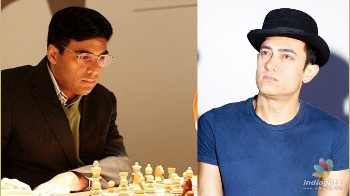 Aamir Khan talks about the Viswanathan Anand biopic