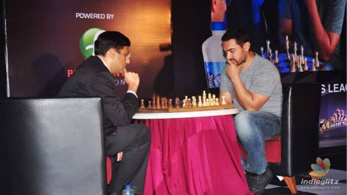 Aamir Khan to battle Viswanathan Anand for this cause