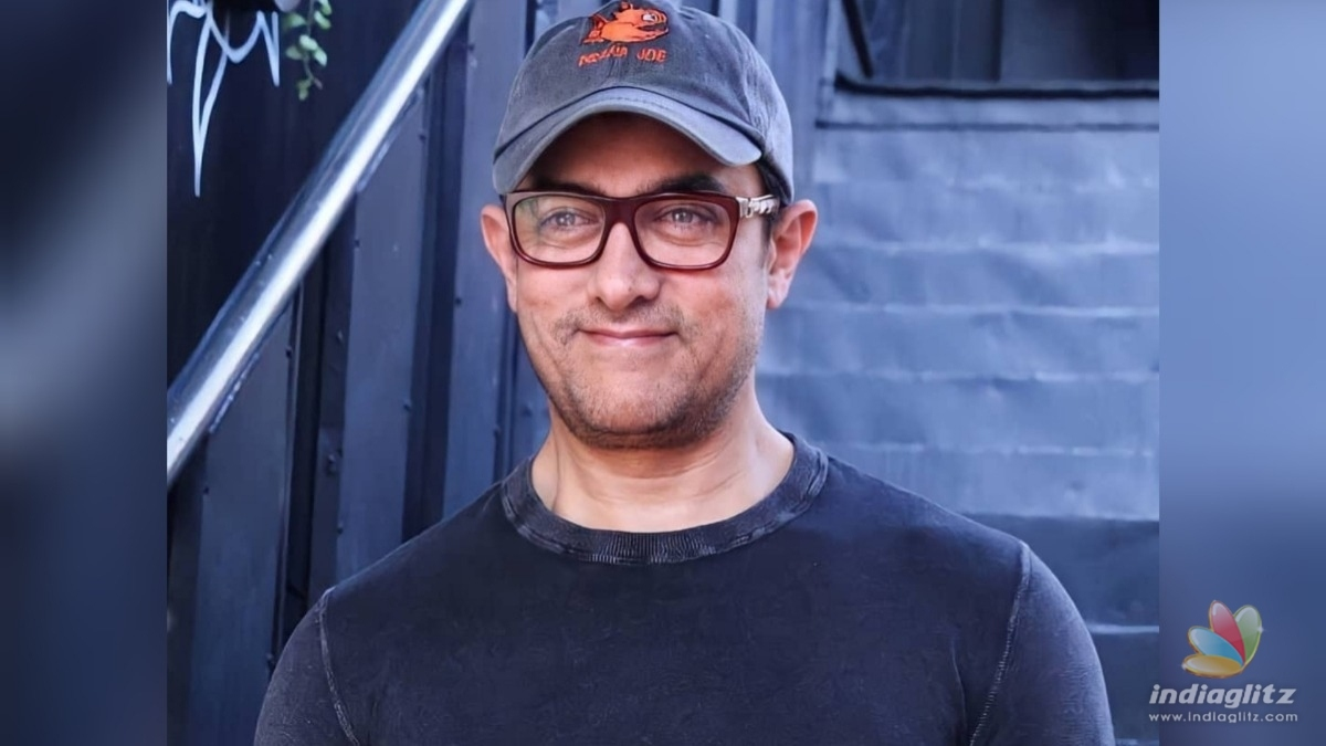 Aamir Khan recalls working in his most iconic film
