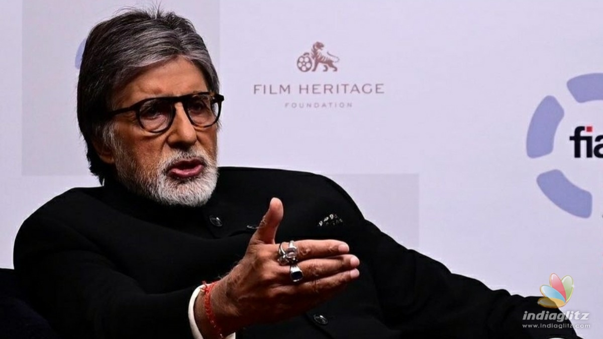 Heres how Amitabh Bachchan is helping out amidst the Covid crisis
