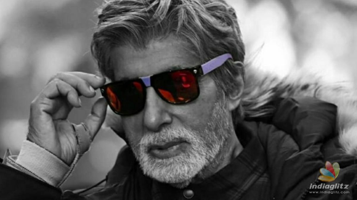 Amitabh Bachchan going through health complications