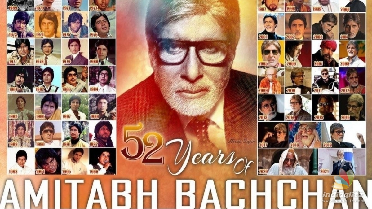 Amitabh Bachchan is happy about a new career milestone