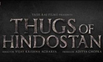 Amitabh Bachchan And Aamir Khan's 'Thugs Of Hindostan' To Be Introduced Through Motion Posters On This Day!