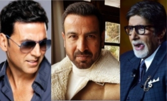 Amitabh Bachchan and Akshay Kumar stood by Ronit Roy's side during his lockdown struggle