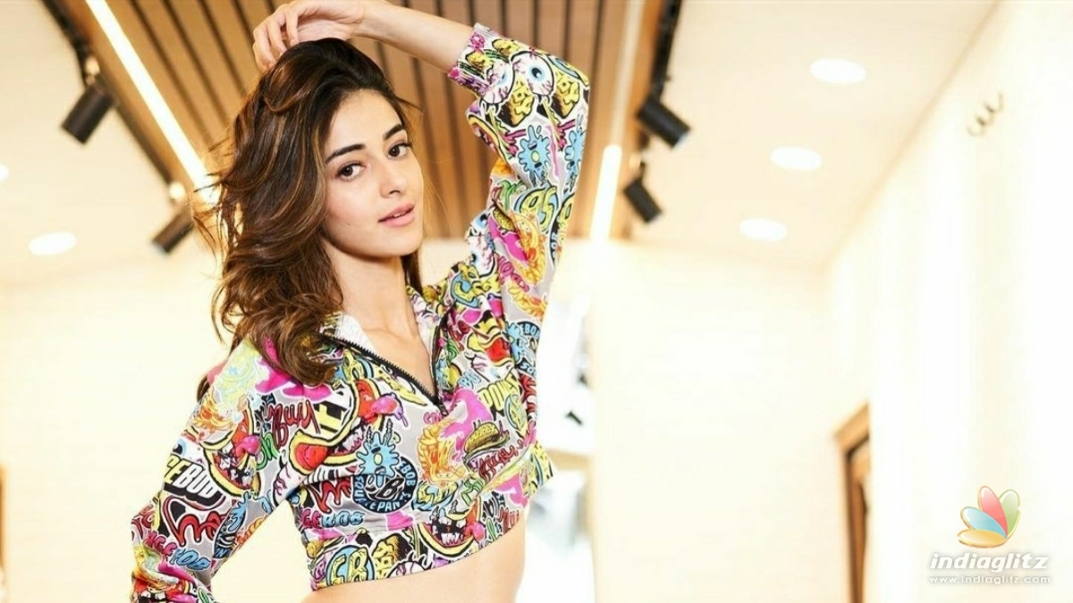 Ananya Pandey opens up about her Bollywood journey
