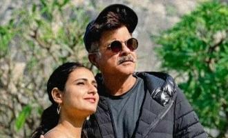 Here's how Anil Kapoor helped Fatima Sana Sheikh overcome her fears