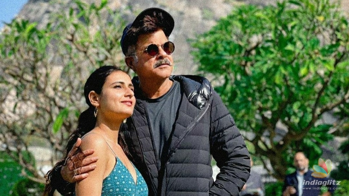 Heres how Anil Kapoor helped Fatima Sana Sheikh overcome her fears