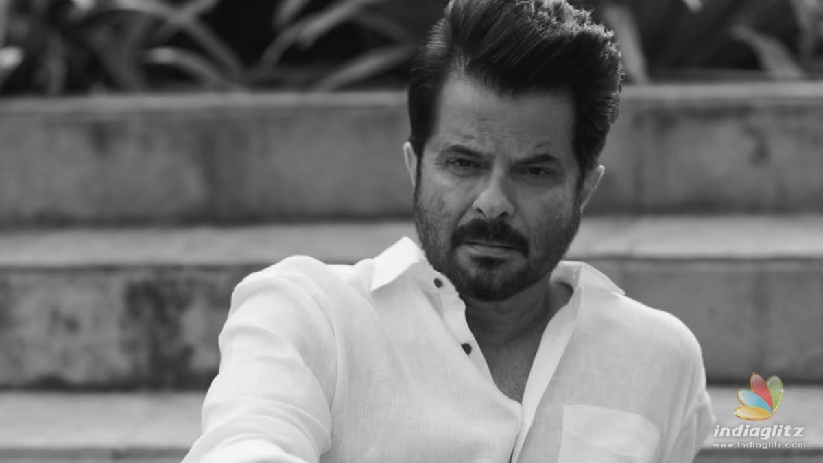 Anil Kapoor denied this rumor about an upcoming project