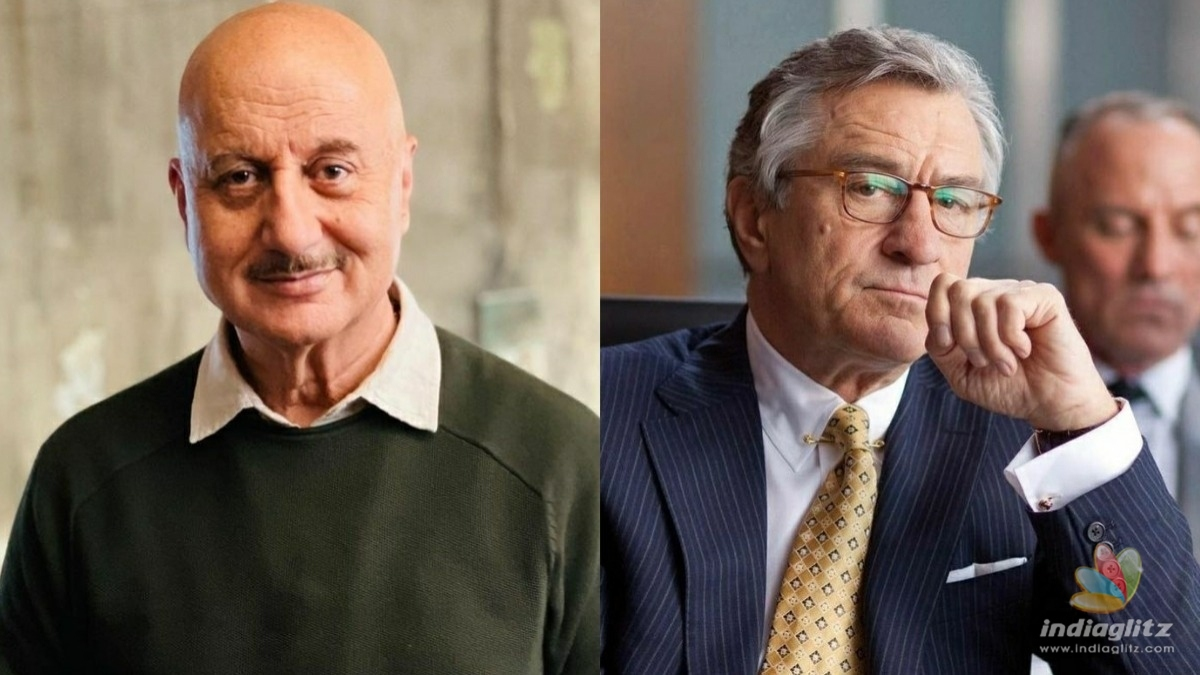 Anupam Kher talks about his friendship with the biggest Hollywood star