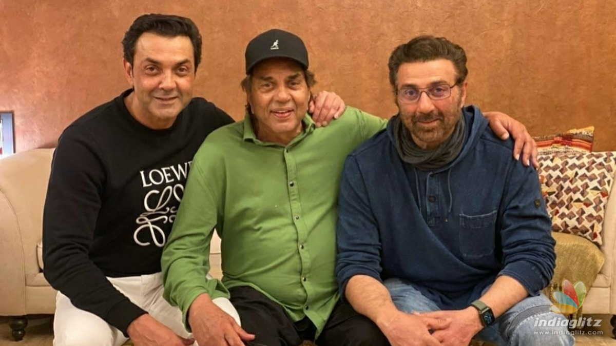 Bobby Deol talks about working on Apne 2