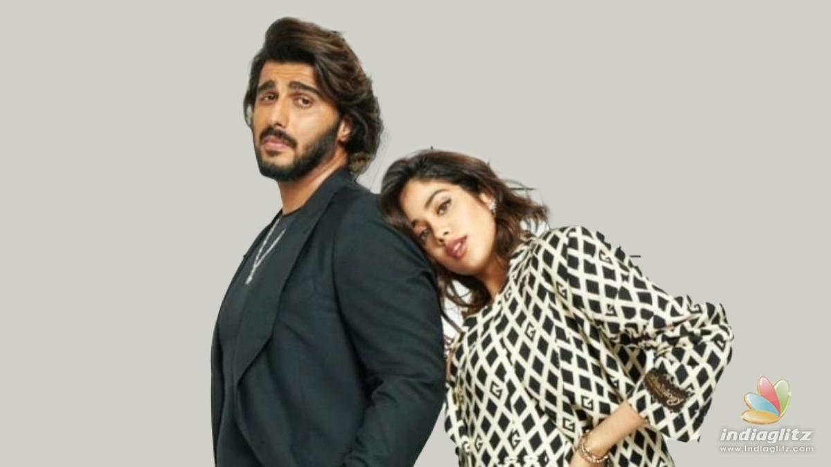 Janhvi Kapoor reveals her relationship equation with Arjun Kapoor