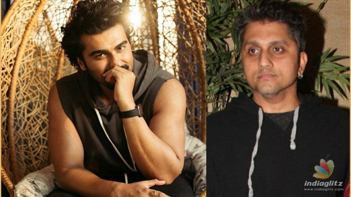 Arjun Kapoor is super excited to work with this director