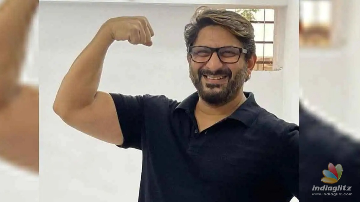 Arshad Warsi has new slogan against Covid-19