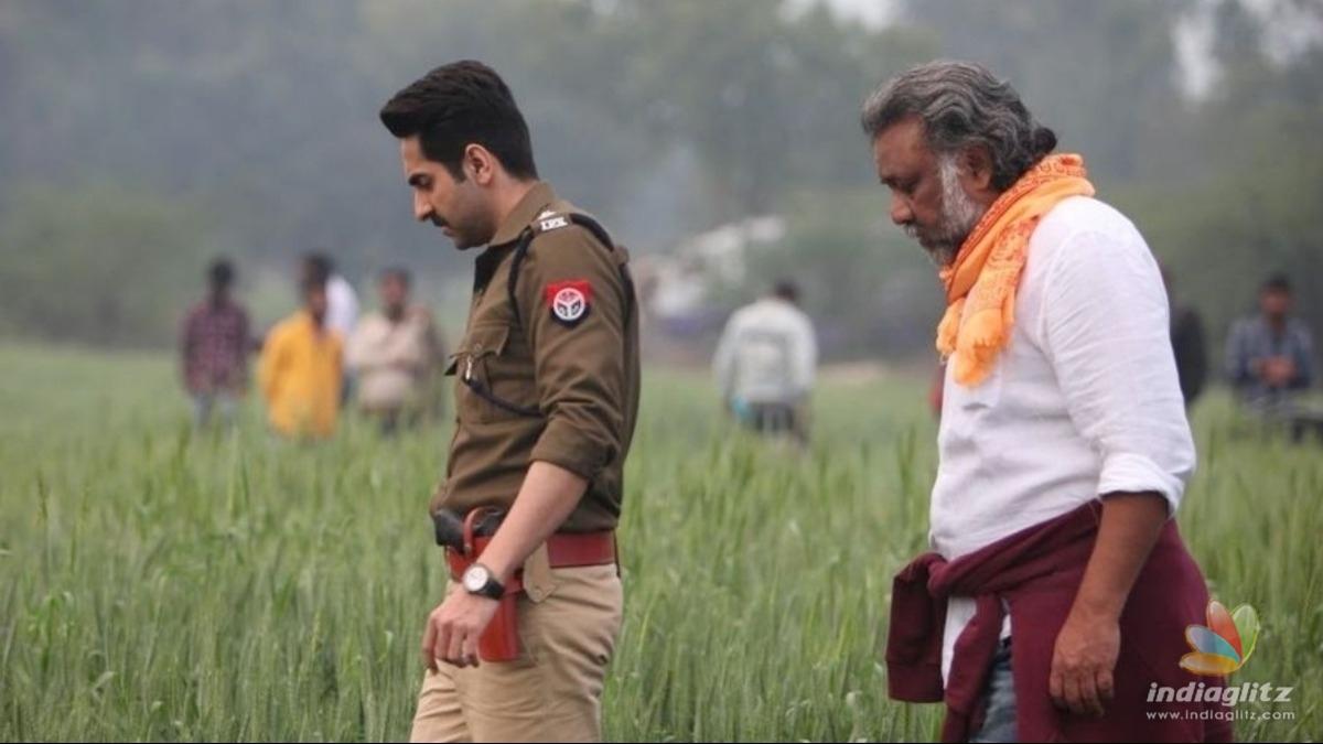 Ayushmann Khurrana talks about the darkest film of his career
