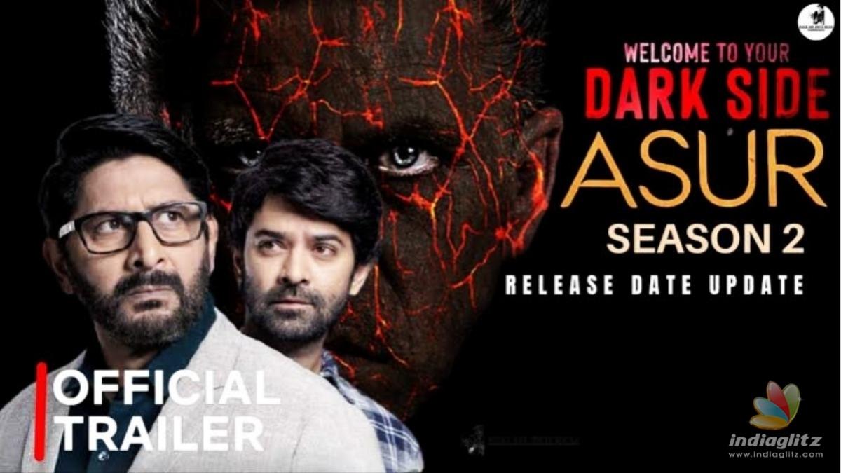 Arshad Warsi talks about filming Asur season 2