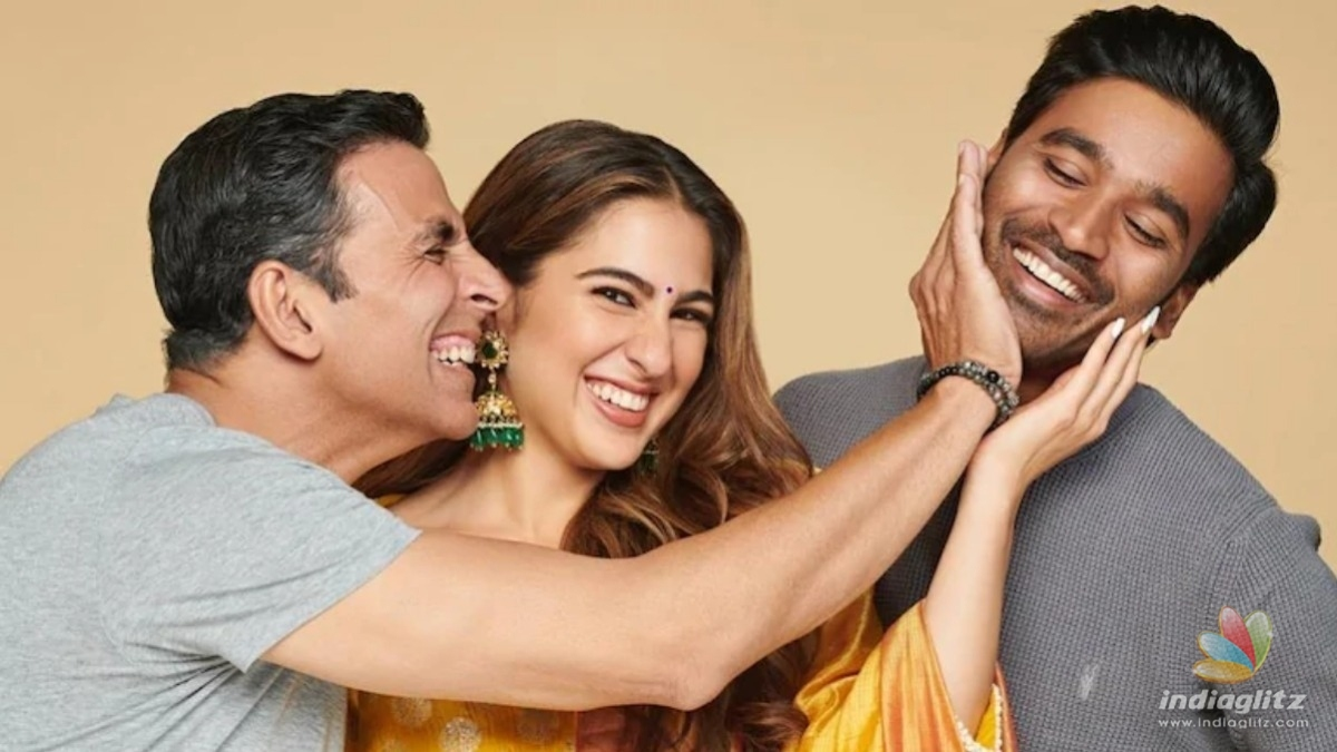 Release date for Akshay Kumar and Sara Ali Khans Atrangi Re is out