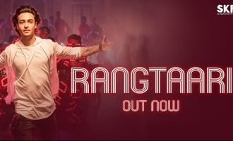 "Aayush Sharma's ""Rangtaari"" From 'Loveratri' Is A Perfect Festive Song!"