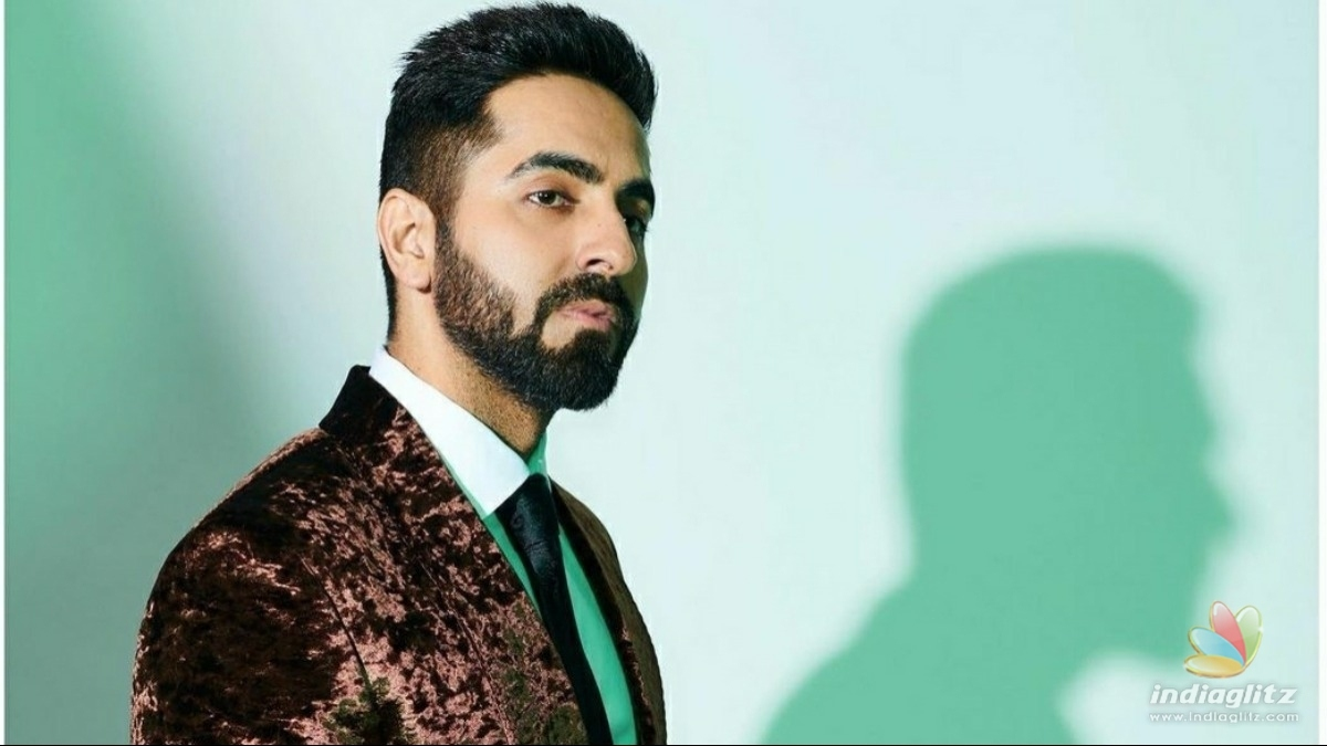 Ayushmann Khurranas tribute to Irrfan Khan is really fitting and heartwarming