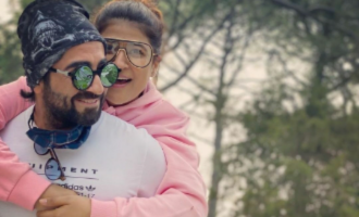 Check out Ayushmann Khurranas adorable birthday not for wife Tahira Kashyap