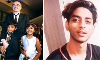 'Slumdog Millionaire' actor struggles to make ends meet