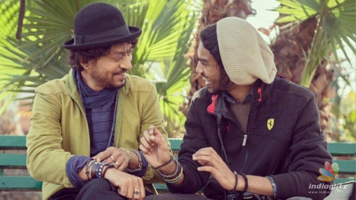 Heres why Babil stopped posting about Irrfan