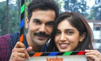 Check out Rajkummar Rao and Bhumi Pednekar's special announcement