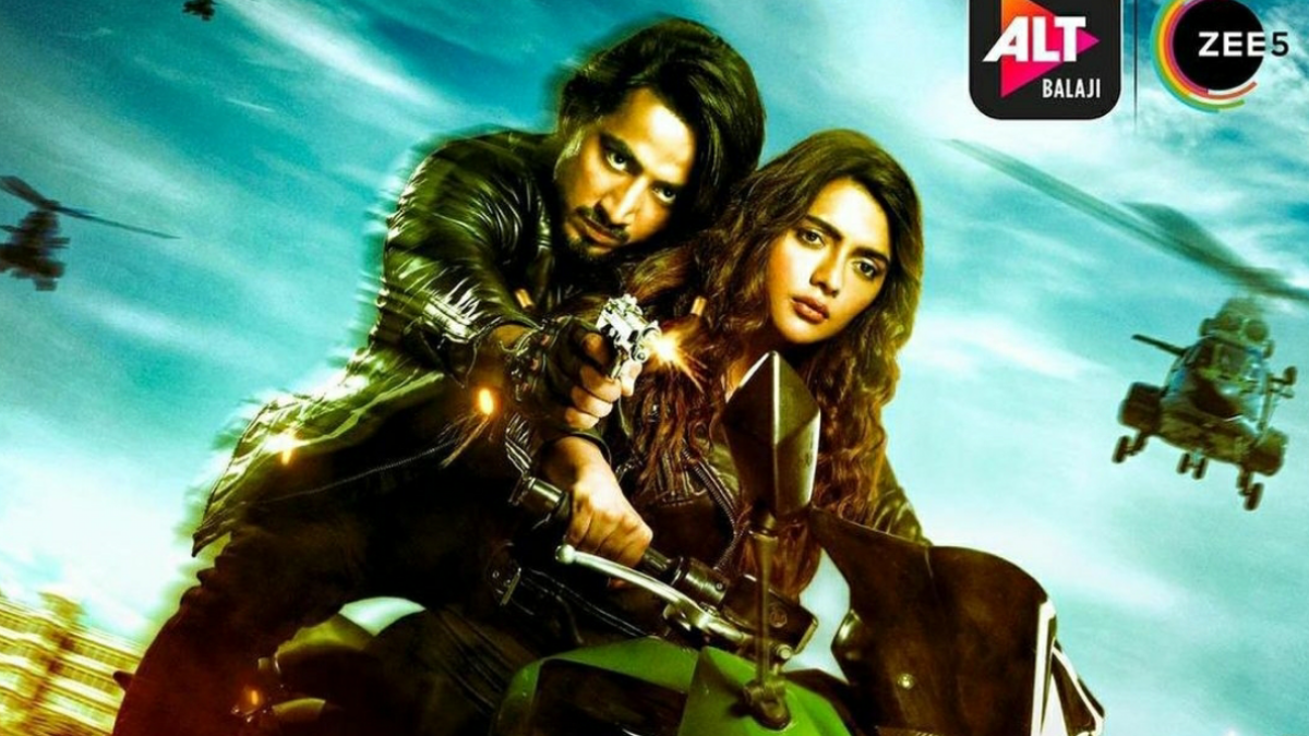 Check out the recently released title track of Zee5 and ALTBalajis Bang Baang.