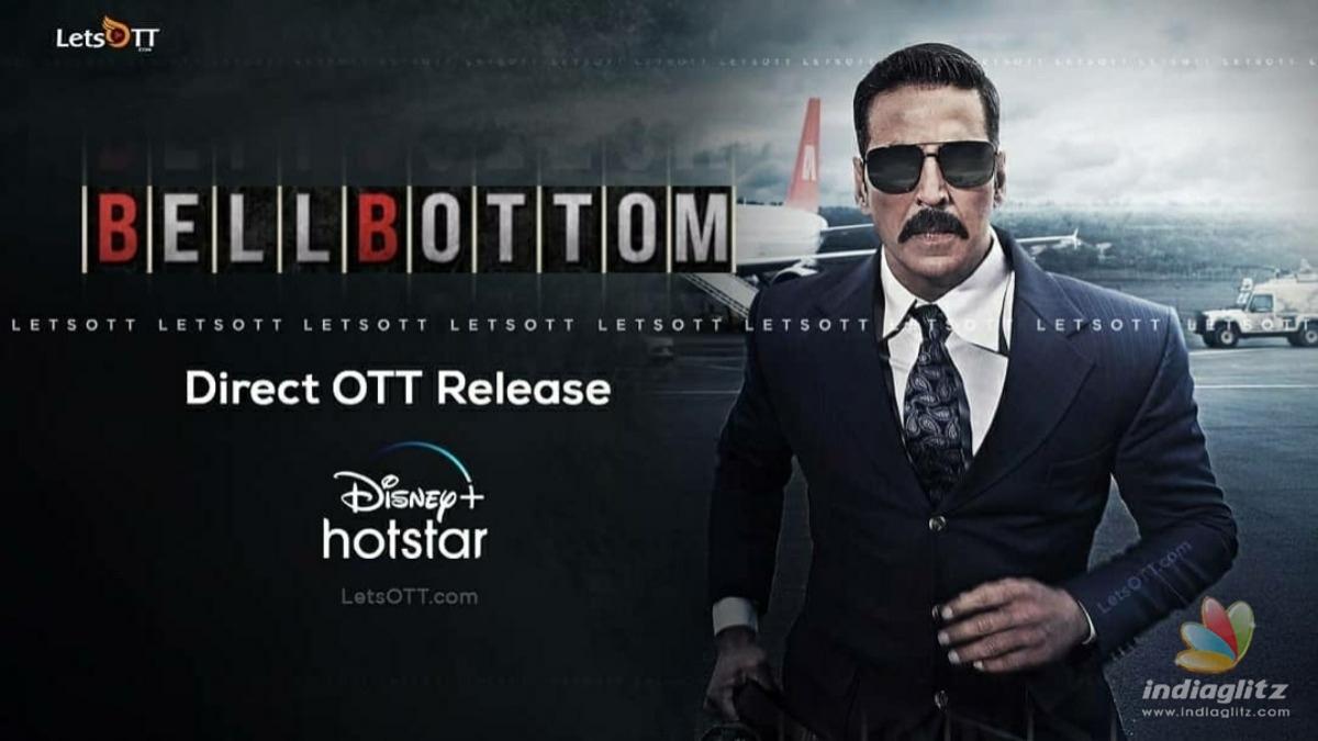 Akshay Kumar's 'Bell Bottom' will release on this platform - Bollywood News  - IndiaGlitz.com