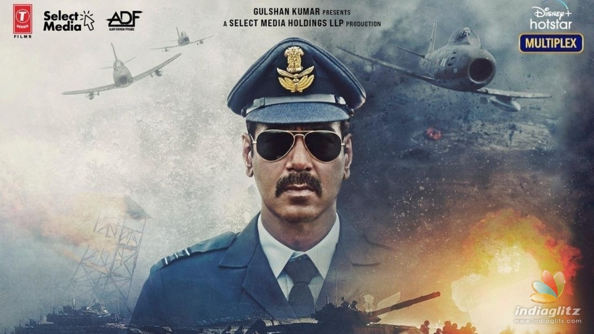 Check out the action packed teaser of Ajay Devgans Bhuj