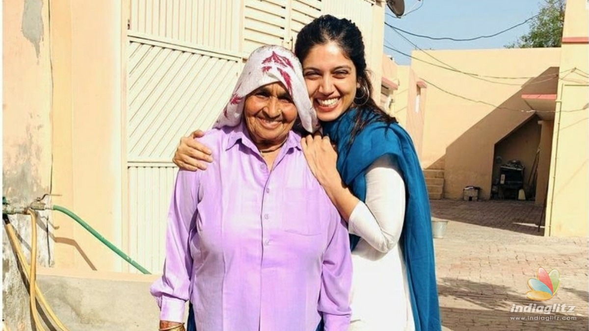Bhumi Pednekar expresses grief on the demise of this woman icon