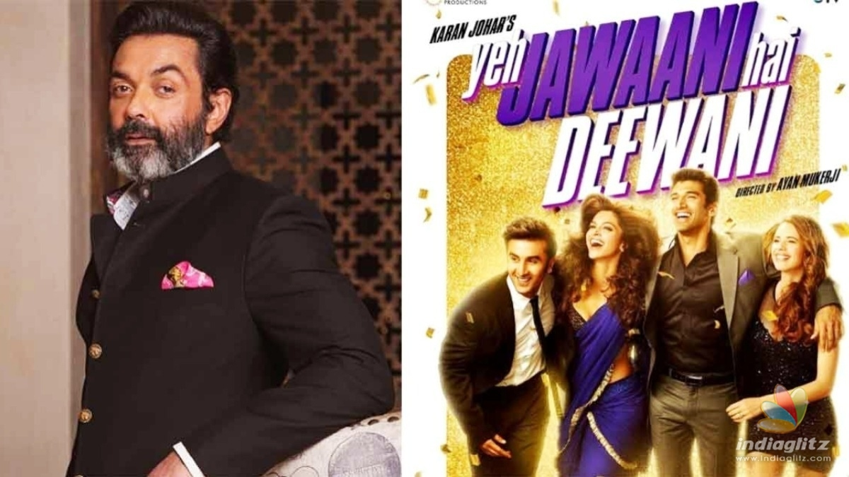 Bobby Deol was approached for this role in Yeh Jawaani Hai Deewani