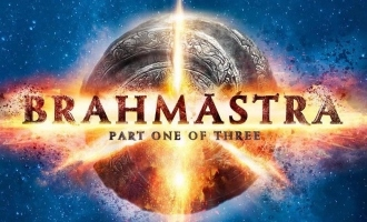 Saare Astron Ka Devta - 'Brahmastra' Official Logo Released!