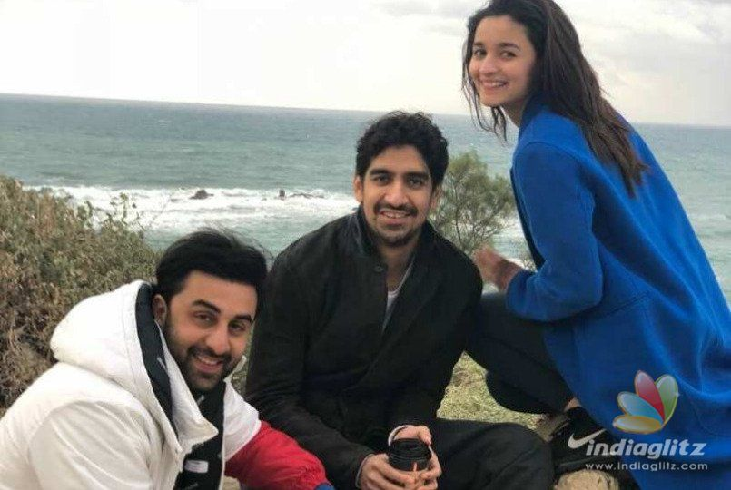 Team Brahmastra Gets Special Visitors On The Sets In Bulgaria