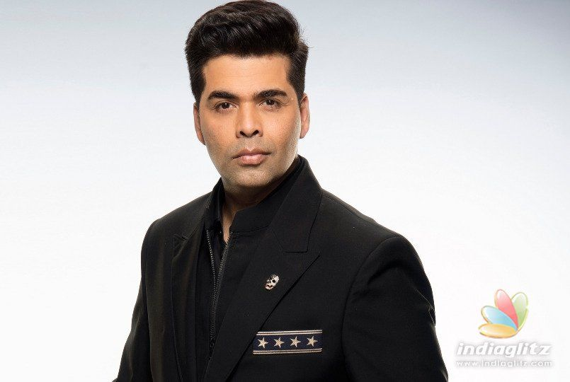 "Karan Johar Is Left ""Speechless"" At His Lookalike!"