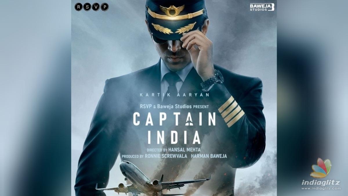 Kartik Aaryans Captain India lands into trouble