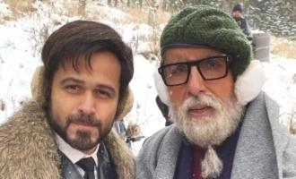'Chehre' director compares Amitabh Bachchan and Emraan Hashmi