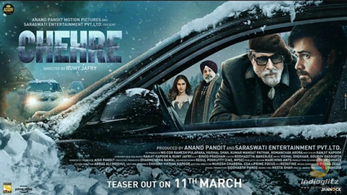 Amitabh Bachchans Chehre will release early cause of this reason