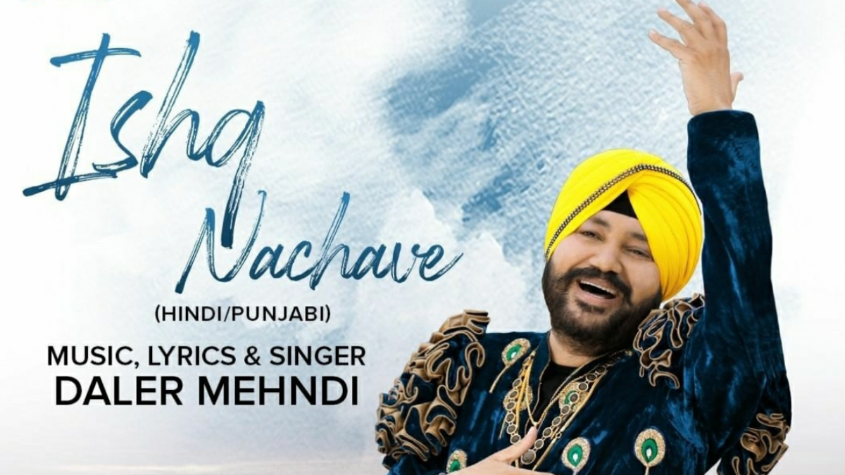 Daler Mehandi shares the poster of his upcoming song.