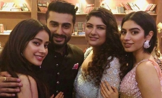 Special Note From Arjun Kapoor's Sisters On His Birthday