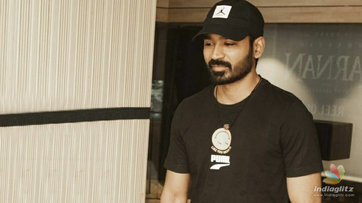 Dhanush to begin working in this exciting project