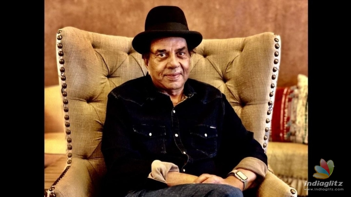 Dharmendra has a special request for fans